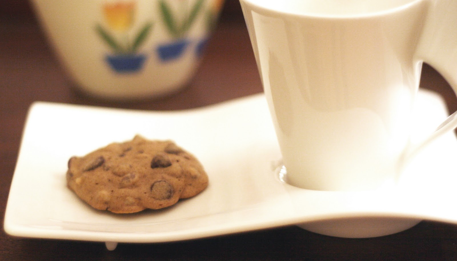 ... by Rachel Rappaport: Spiced Black Walnut Chocolate Chip Cookies