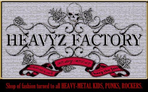HEAVYZ-FACTORY