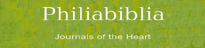 Philiabiblia - Journals of the Heart