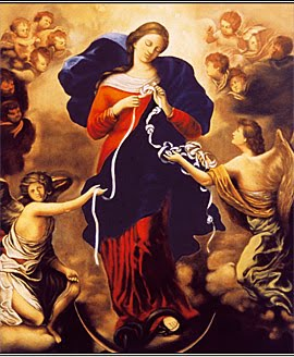 Mary, Undoer of Knots, Pray for Us