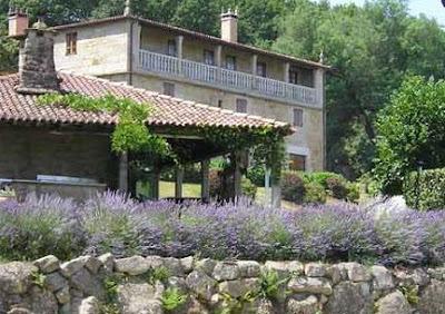 Turismo rural en silleda casa grande de fuentemayor turismo galicia - Casa rural silleda ...