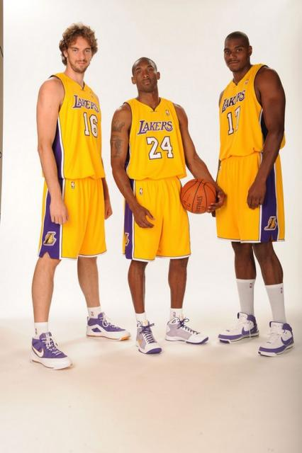 pau gasol wallpaper lakers. first two Pau+gasol+lakers