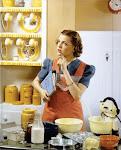 Dharma Cakes: Pear Polenta Muffins