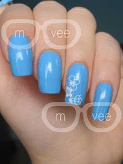china glaze bahamian escape swatch