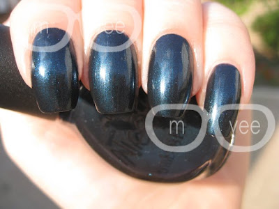 Nicole by opi Too rich for you