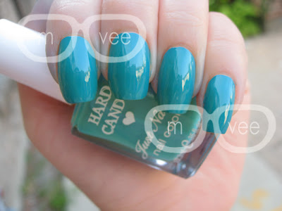 hard candy nail polish frenzy swatch