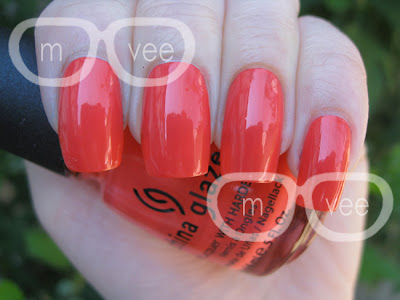 China glaze up and away swatches