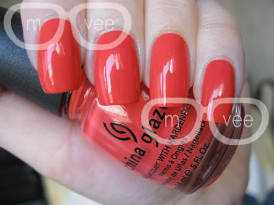 China Glaze swatch