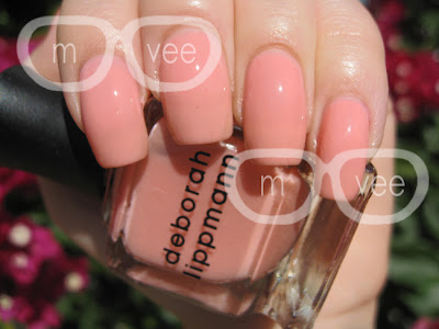 Deborah Lippmann PYT