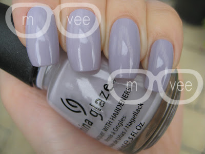 China Glaze Up and Away Light as air