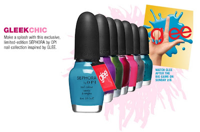 Glee Nailpolish