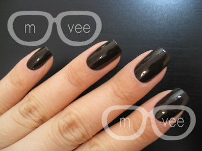 essie fall 2010 little brown dress