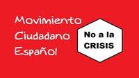 Mesas de convergencia.  Protesta ante la Crisis