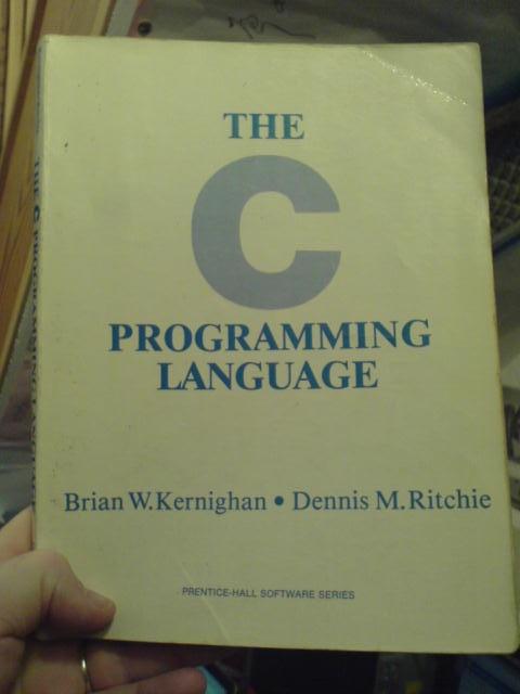 C Programming Book By Dennis Ritchie