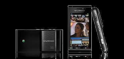 Sony Ericsson (Kokoro,Idou,P100) Satio