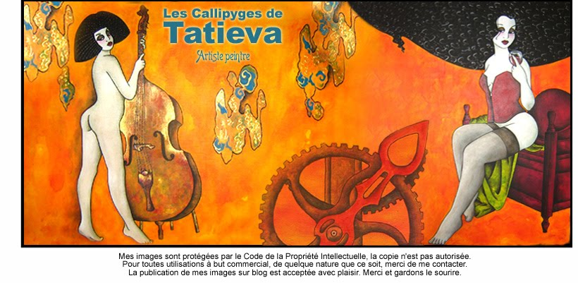 Ah, les Callipyges de Tatieva !