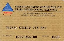 PERSATUAN RADIO AMATUR MELAYU UTARA SEMENANJUNG MALAYSIA (ASTRA)
