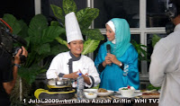 CHEF ASMA BERSAMA MEDIA