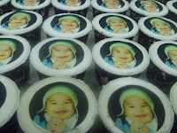 Edible Image Cup Cake