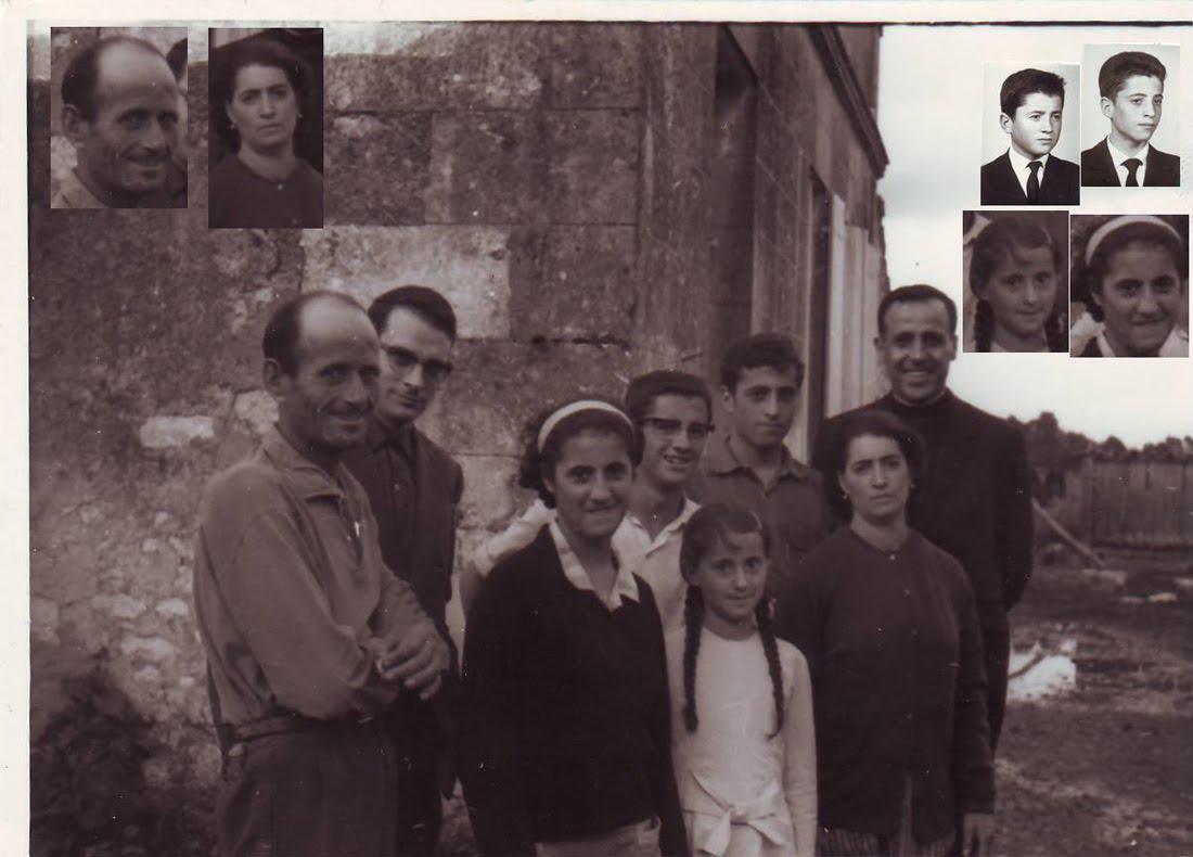 <strong>VERANO DE 1964 EN <em>SAINT CIERS DU TAILLON [Charente Maritime], Francia</em></strong>