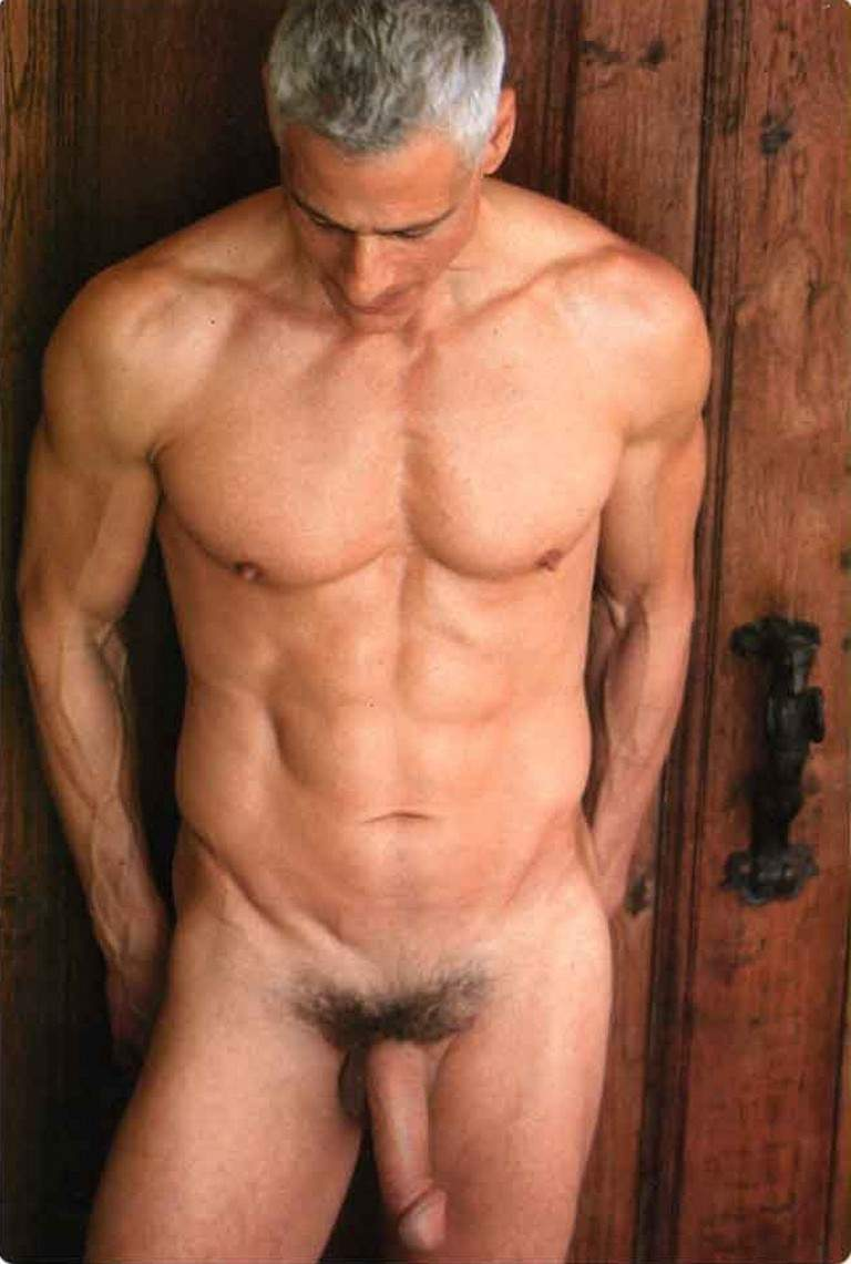 Bebe cock gay older men model