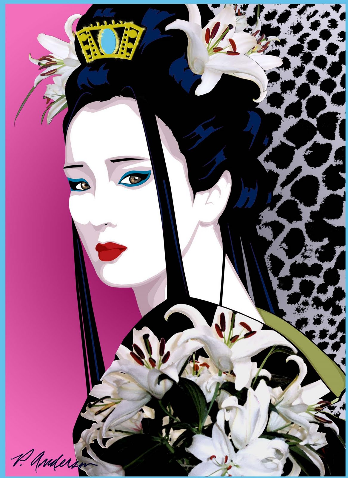 geishas auto design tech