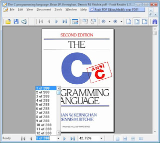 The C programming language. Brian W. Kernighan, Dennis M. Ritchie