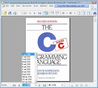 The C programming language. Brian W. Kernighan, Dennis M. Ritchie