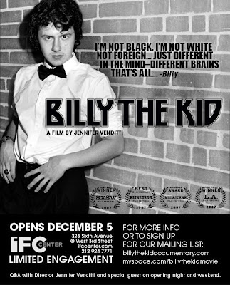 billy the kid wanted poster. Her debut film, Billy The Kid,