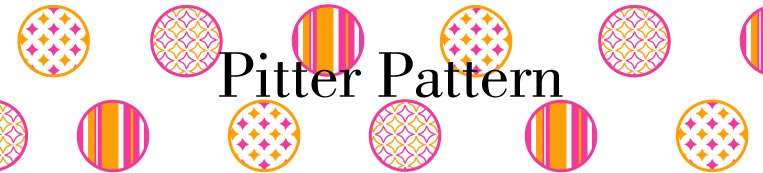 Pitter Pattern: Patterns by David Wilson