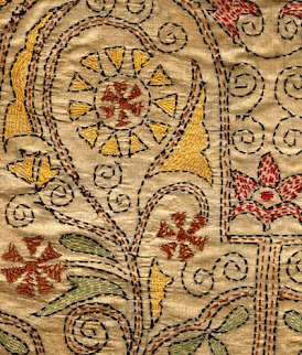 Kantha Embroidery : The Wonderful Running Stich