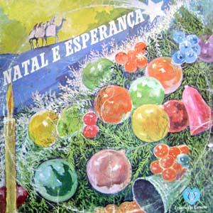 Natal e Esperan�a - Conjunto de Vozes Novo C�ntico
