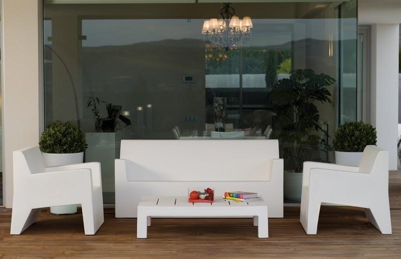 melhor decoração Home Mobiliário de Exterior