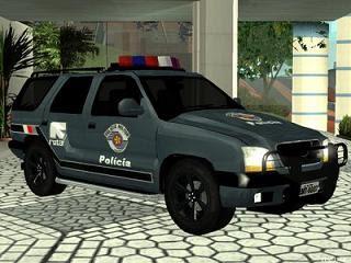 Modelo: Chevrolet Blazer 2003 da ROTA