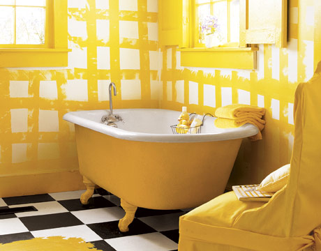 Color Schemes With Clawfoot Bathtubs
