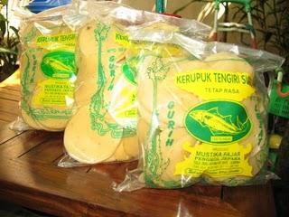 Image result for Kerupuk tengiri jepara