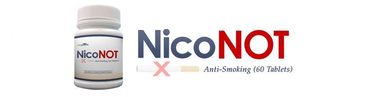 NicoNot – Quit smoking the easy way!