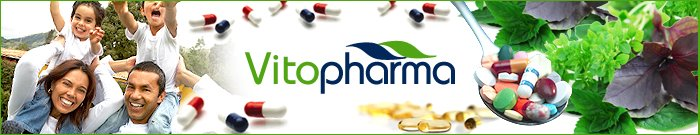 VitoPharma, the #1 herbal products range!