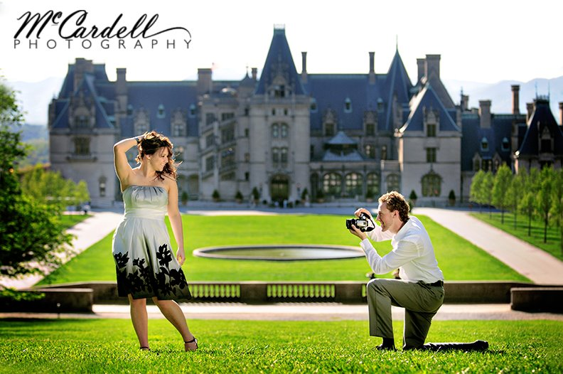 Biltmore Estate wedding photos
