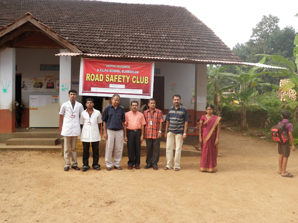 Road Safety Class for School Children