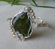 To This!  (Ammolite Bracelet)