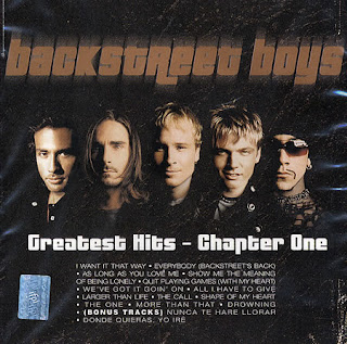 Backstreet Boys   Greatest Hits Chapter One