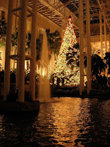 Rustic Victorian Christmas Opryland Hotel In