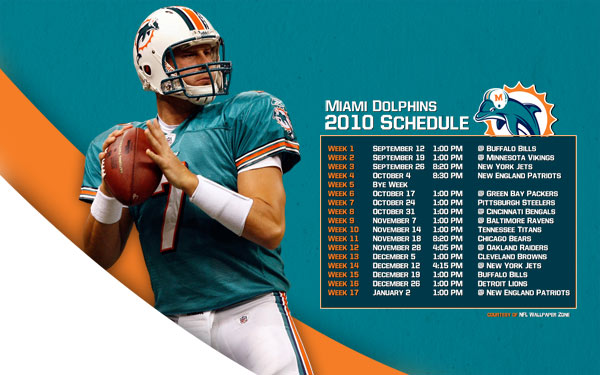 DOWNLOAD MIAMI DOLPHINS 2010