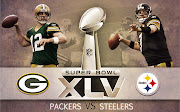 Packers Vs. Steelers Super Bowl XLV Wallpaper