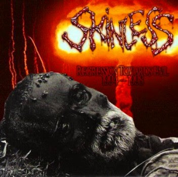 Skinless - Extermination Of My Filthy Species