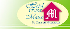 HOTEL CASA MATEO - TU CASA EN NICARAGUA