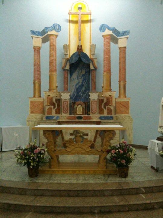 Igreja Nossa Senhora de Fátima - Jandira - SP