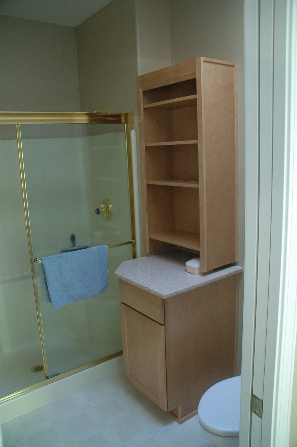 Bathroom Remodel Moving Plumbing : Living the dream bathroom remodel countertops and