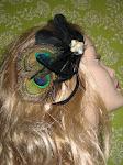 Handmade Vintage Pin Up Inspired Hair Fascinators for Sale